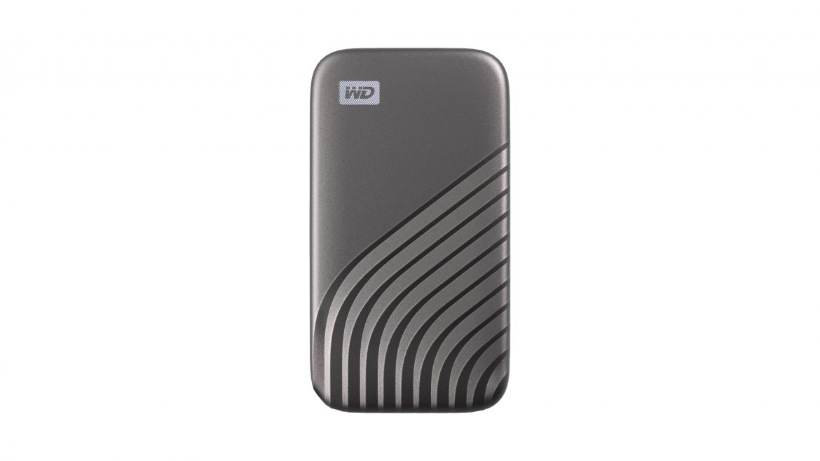 Western Digital's new WD brand 'My Passport SSD' is built for speed to accelerate productivity