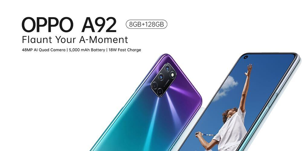 OPPO Mobile launches A92 in Nigeria
